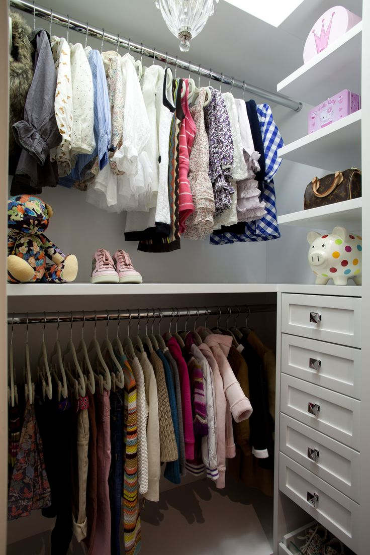 Luxurious Walk In Closet Kidsu0027 Closet Ideas