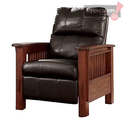 I don't need and can't fit another chair in my room, but if and when I find one like this, the current one will be jettisoned. I adore Craftsman style.
