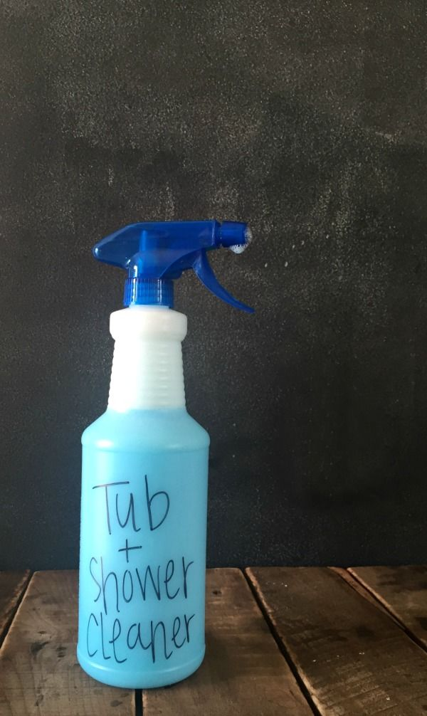 Best Tub and Shower Cleaner - Life PreKARIousLife PreKARIous