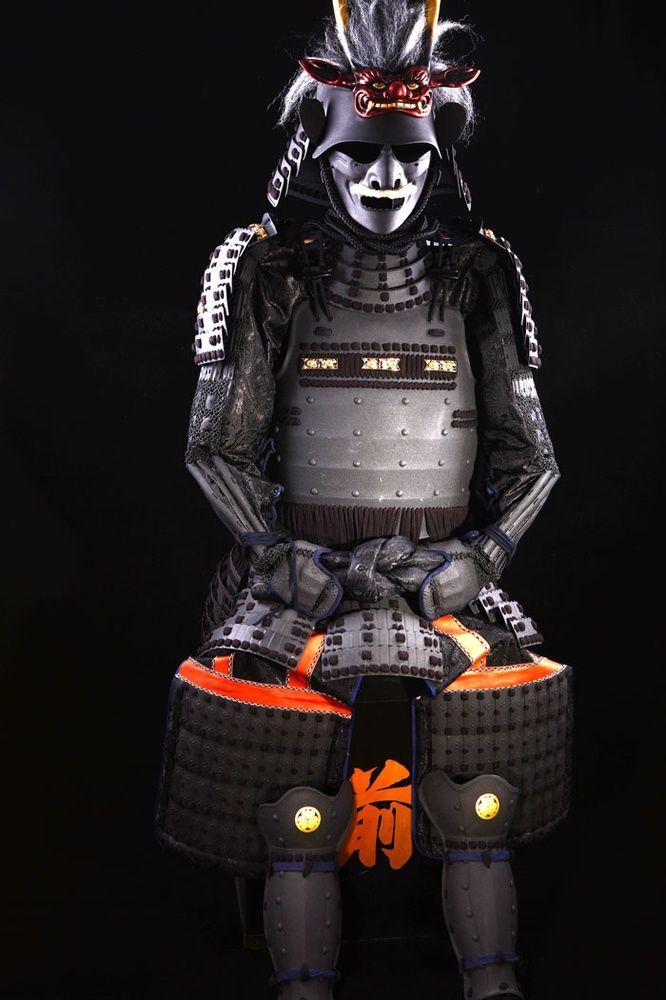 TheSamuraiWorkshop :: Other products - Yoroi - samurai armour - Yoroi Samurai armor with Shikami kabuto