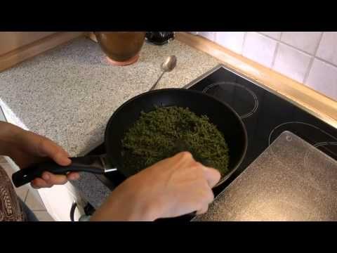 Brennnessel Crossies - Pralinenherstellung - Pralinen selber machen - Dietlinds Kräuter Küche - YouTube