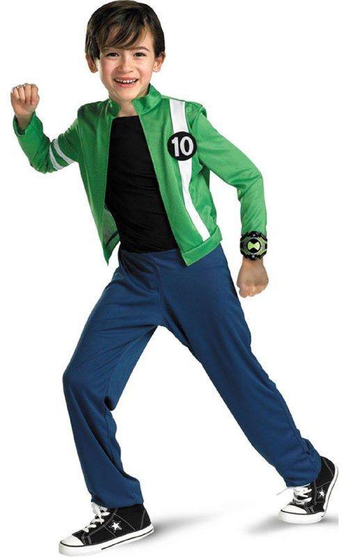 Ben 10 Alien Force Child Costume