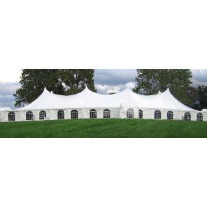 Anchor Industries, 30' Cathedral Window Tent Side Walls