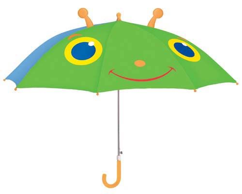 We need some new kid umbrellas and this one looks fun.