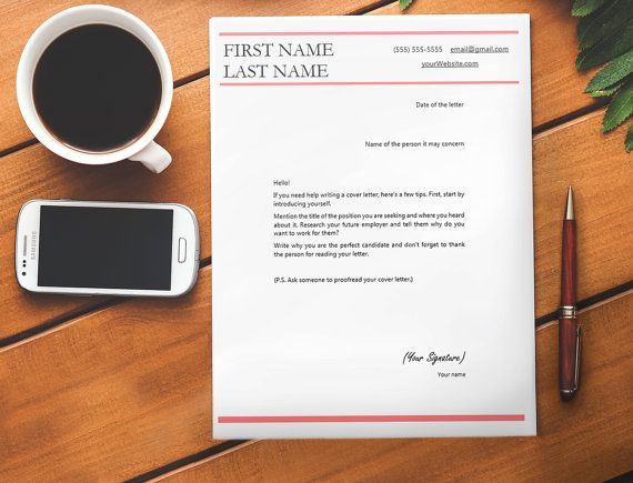 12 best Resume Templates images on Pinterest Cover letters, Cv - how to make a resume on google docs