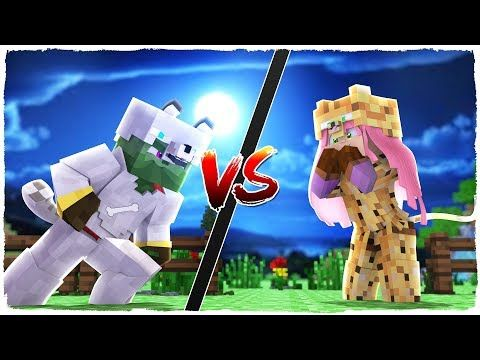 👉 Armadura de PERRO vs armadura de GATO - MINECRAFT - VER VÍDEO -> http://quehubocolombia.com/%f0%9f%91%89-armadura-de-perro-vs-armadura-de-gato-minecraft    ¡Armadura de PERRO vs armadura de GATO en Minecraft! TinenQa y yo competiremos en un extraño combate usando armaduras hechas con bloques de Lobo y Ocelote y muchas otras cosas muy locas. 👉 Batallas de armaduras:  ► Canal de TinenQa: ======================================== Mis series: ► Casa...