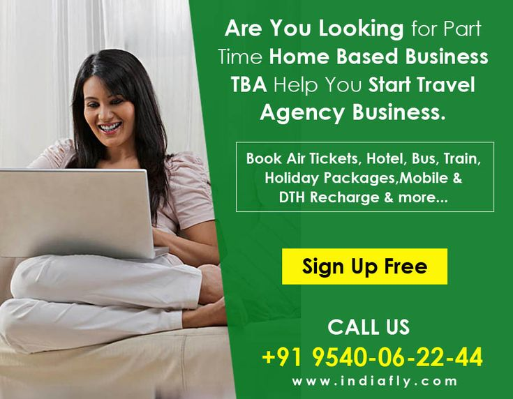 If you want to start a small business then try to start travel agency business with indiafly. You can book Flight tickets, Hotel, Bus, Holiday packages, Mobile & DTH recharge more... @Make a call : +91 9540-06-22-44  # https://goo.gl/DxVd1X  #travelbookingagent #travelagencybusiness #travelagent #travelbusiness #starttravelagency #tba #starttravelagency #becometravelagent
