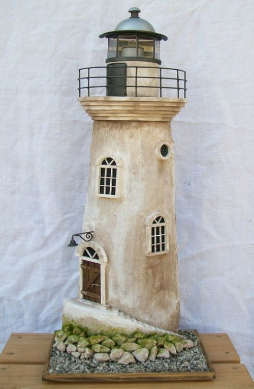 #Lighthouse - #faro di cockspur   http://www.roanokemyhomesweethome.com