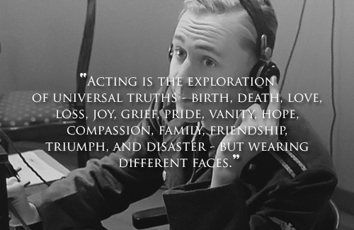 TWH quote on acting *gif*