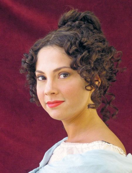 This page is filled with beautiful historical hairstyles!
