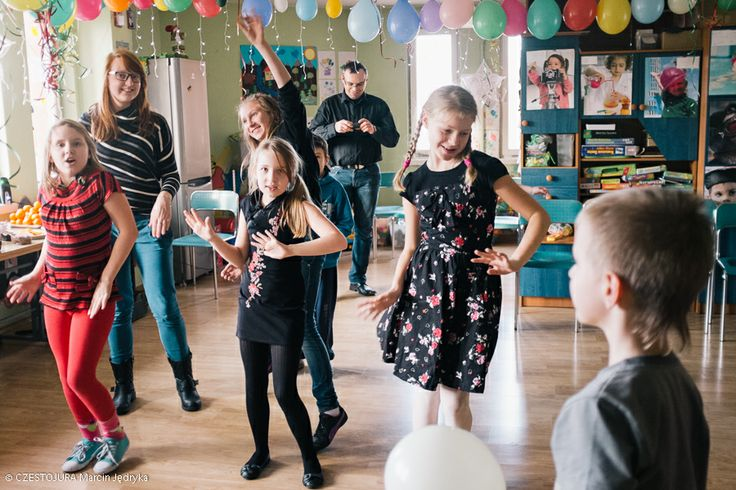 Fundacja Świętego Barnaby - Zabawa karnawałowa w Strefie Aktywności Młodych
