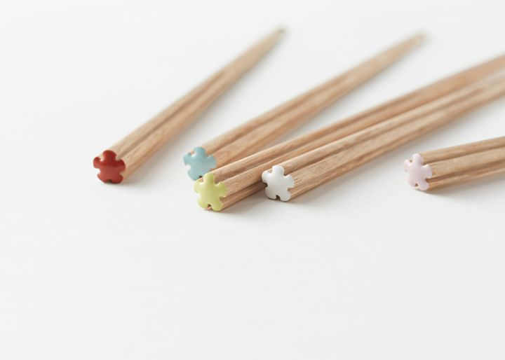 6 sensitive redesigns of the traditional chopstick
