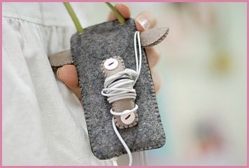 diy ipod case!
