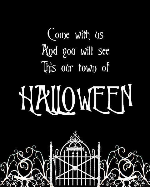 Disney Halloween Sayings