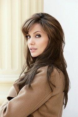 Angelina Jolie. Perfect!