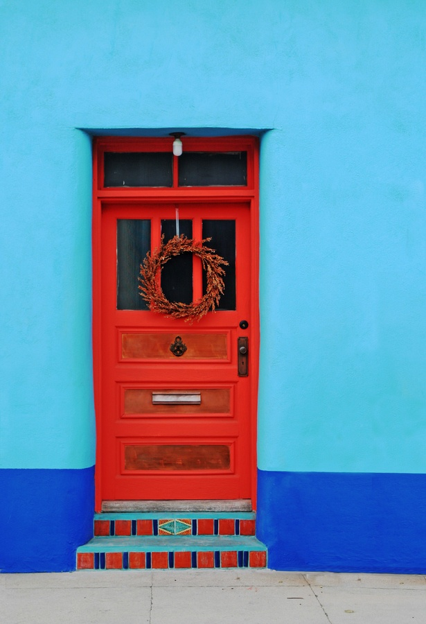 Marvelous Photograph Red Door By Bryan Fabean On