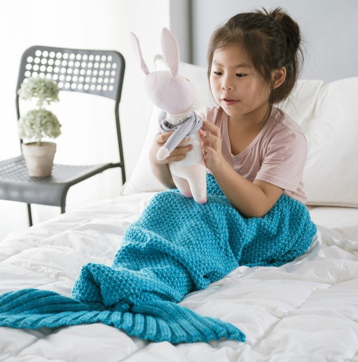 Find More Blanket & Swaddling Information about Children's Mermaid Carpet Blankets The Fish Tail Thread Blanket Knitting Fishtail Blanket,High Quality blanket knitted,China mermaid blanket Suppliers, Cheap mermaid tail blanket from LOVEE YOU BABY Store on Aliexpress.com