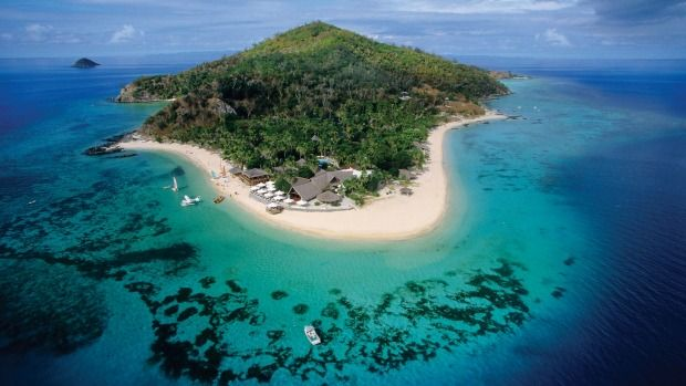 Castaway Island has turned 50 years old.Photo: Supplied