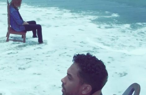 Tame Impala and Miguel's 'Waves' remix video takes them to the beach
