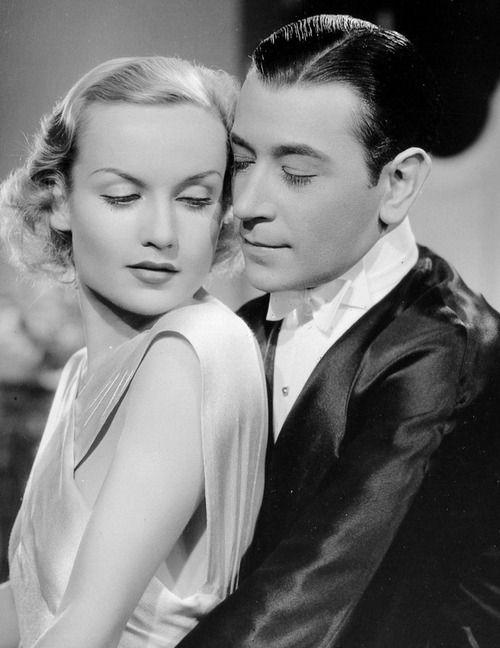 Carole Lombard and George Raft in Rumba, 1935
