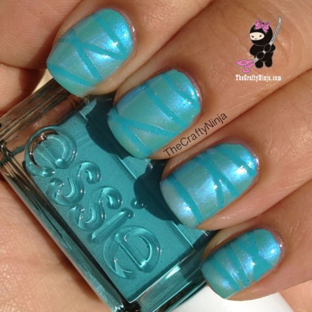 Nail Designs Using Tape: Best 25+ Nail Striping Tape Ideas On Pinterest