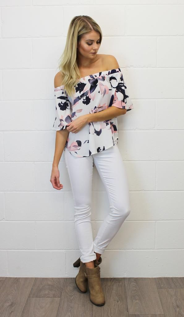 Orchid Top | Divine Avenue