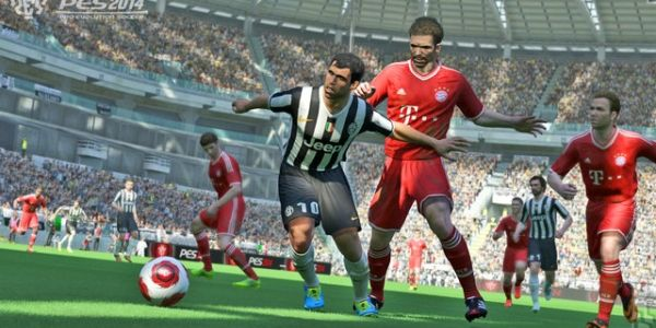 Free New PES 2014 Data Pack Out Now - Hey guess what? PES 14 just got a bunch of new content and the best part is  its free! The new download available on PS Store and the Microsoft Marketplace brings a