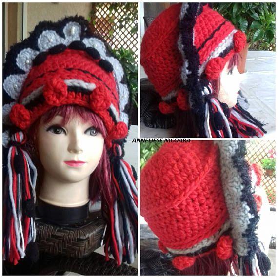 Crochet Winter HatSnow Queen/Crazy designs