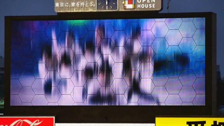 東京ヤクルトスワローズ 2016年試合開始前ムービー