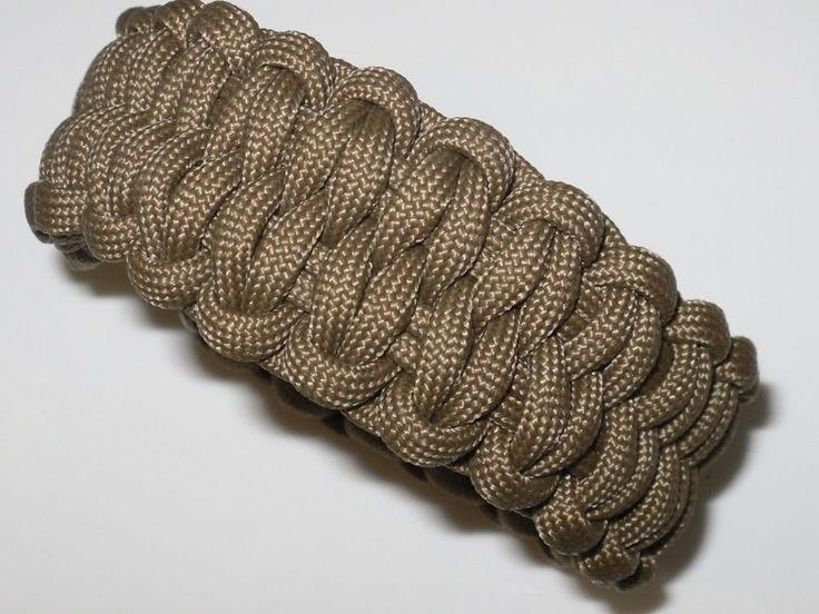 Armbänder selber machen aus Paracord in Deutsch auch als Blog