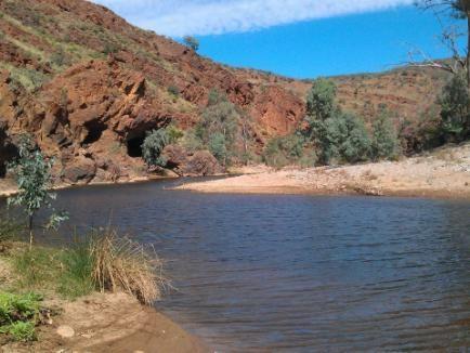 Stubb's Waterhole, Arkaroola