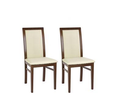 Krzesła w ponadczasowej kolorystyce- połączenie brązu i śmietanki. To kolejna nowość od Forte- dostępna na http://www.forte.com.pl/meble/typy/krzeslo.html