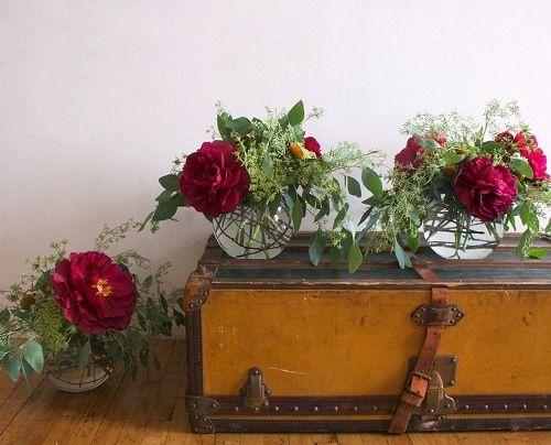 Best small flower centerpieces ideas on pinterest