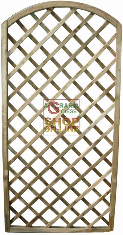 PANNELLO IN LEGNO GRIGLIATO EDERA AD ARCO CM. 90X180 https://www.chiaradecaria.it/it/arredo-giardino/13717-pannello-in-legno-grigliato-edera-ad-arco-cm-90x180-8011779342323.html