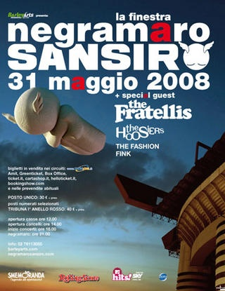 #negramaro - san siro 2008
