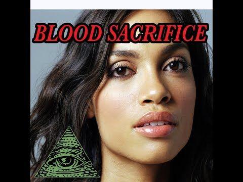 ROSARIO DAWSON BLOOD SACRIFICE COUSIN VANEZA For Fame & Fortune |CONSPIR...