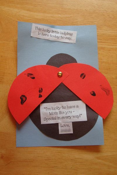 10 best ideas about mothers day cards on pinterest happy for Mothers day cards from preschoolers