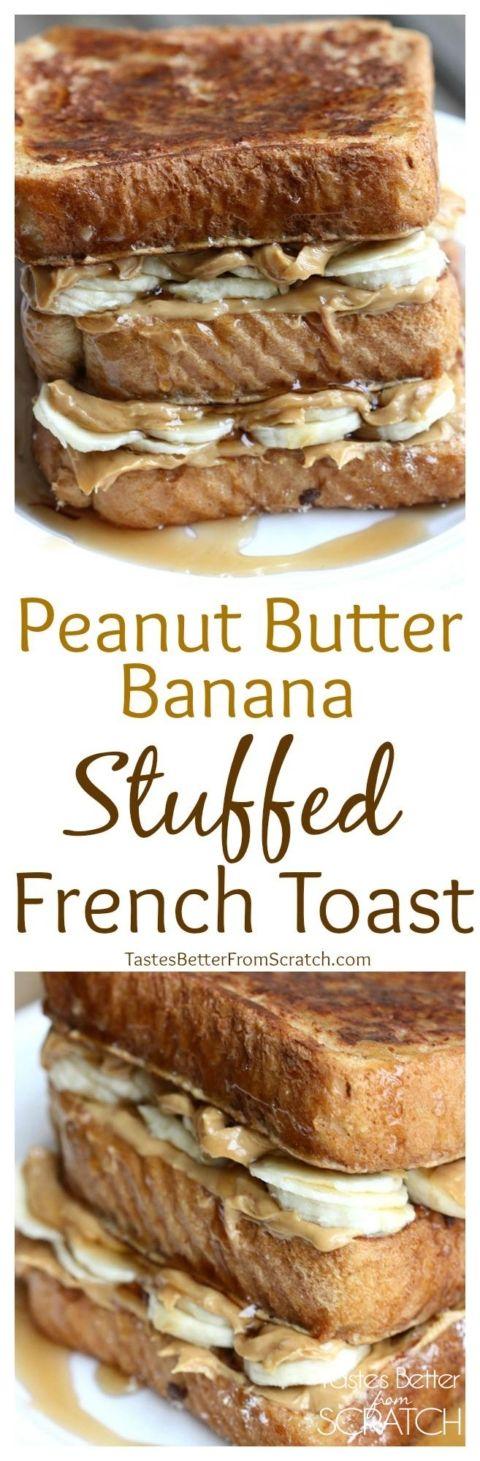 ... ideas bananas peanut butter banana french toast healthy french