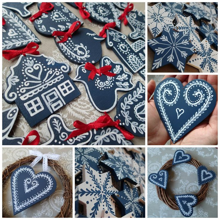 Our own original handmade wooden decorations. Handcrafted in the Czech Republic. www.fler.cz/hapeho