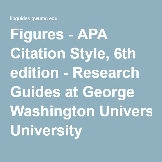 apa figures in dissertation All margins in the dissertation (including appendices) are now 1 inch due to double-sided printing when bound include irb documentation (eg, approval, exemption) in appendix no signature page, just the list of your committee members (page ii.