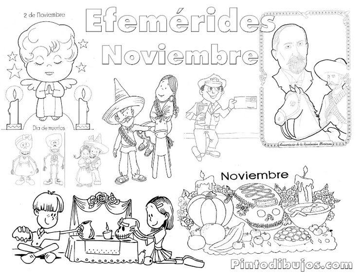 Efemérides de noviembre                                                       …