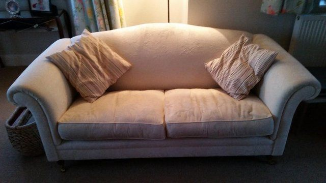 Laura Ashley Sofa For Sale in Stratford-upon-avon, Warwickshire | Preloved