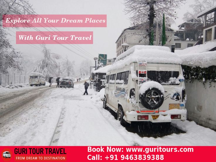 Book #Tempo #Traveller from #Chandigarh to #Manali at affordable prices .