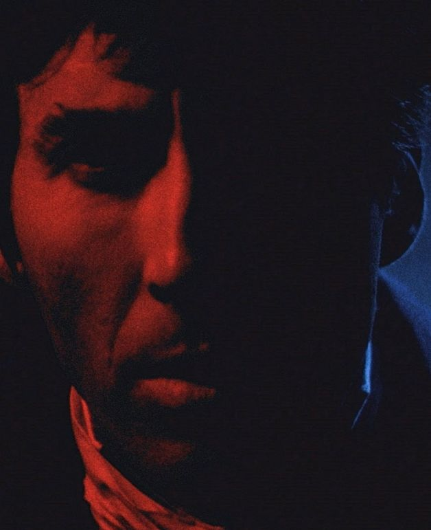 "Christopher Lee in ""La frusta e il corpo"" (The whip and the body) directed by Mario Bava"