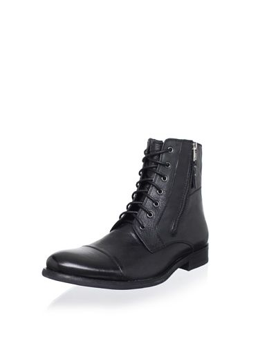 55% OFF Kenneth Cole REACTION Men's Hit Men Boot (Black)