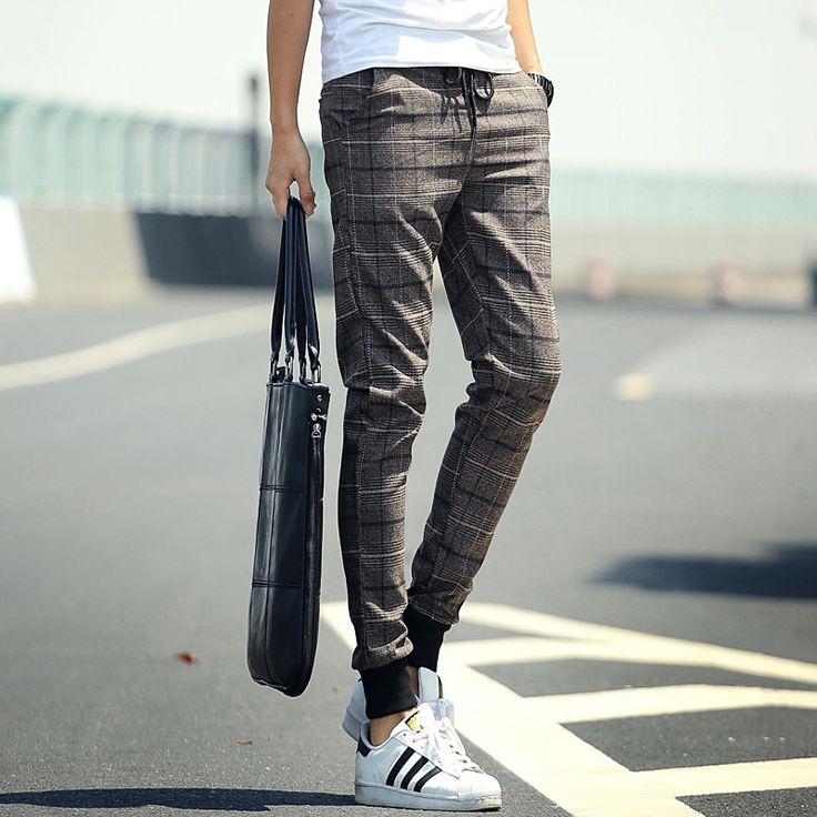 Casual Male Harem Skinny Pants