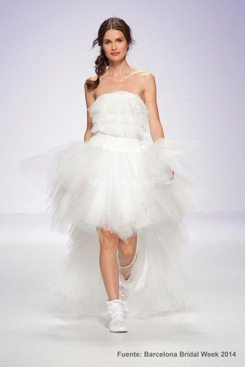 Robes de mariée Jordi Dalmau 2015