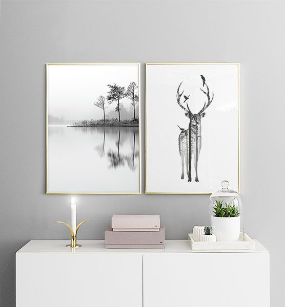 25 best ideas about nordic design on pinterest nordic Decorating walls with posters