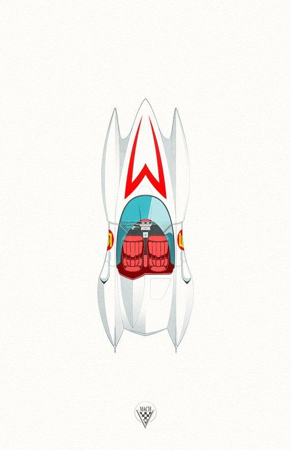 Speedracer - Mach 5 by