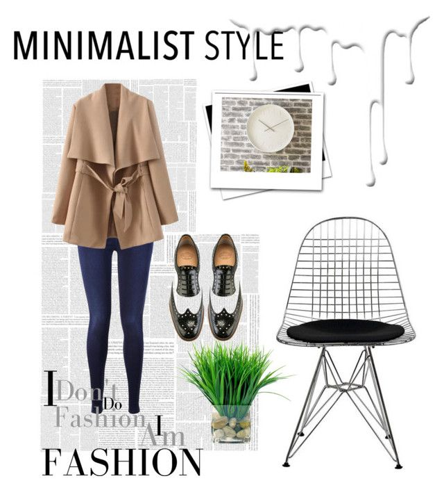 """""""Untitled #25"""" by siggan22 on Polyvore featuring 7 For All Mankind, Church's and Nivea"""
